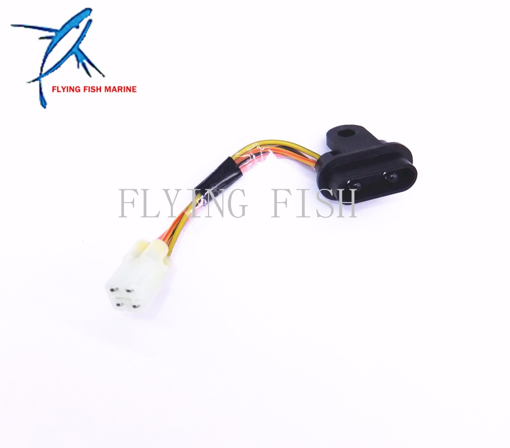 Outboard Engine Boat Motor F20-03000100 Pilot light Assy for Parsun 4-Stroke F20A F15A .Free Shipping