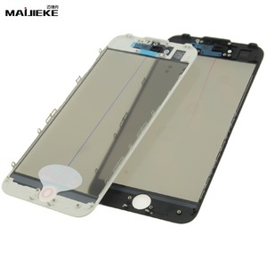 Image 3 - MAIJIEKE 4 in 1 Cold Press Front Screen Outer Glass+Frame OCA+Polarizer For iPhone 8 7 6 6s plus 5 5s Screen Glass Replacement