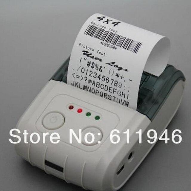 58 мм мини bluetooth термопринтер штрих-код bluetooth-принтер laber bluetooth беспроводной принтер квитанция bluetooth принтер (MP300)