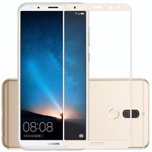 Dla Huawei Mate 10 Lite ochronne szkło hartowane na ekran szkło o pełnym pokryciu Film dla Huawei Nova 2i RNE-L21 RNE-L01 tanie tanio wierss Pokrowiec for Huawei Mate 10 Lite for Huawei Nova 2i RNE-L01 RNE-L21 Other Przezroczysty Anti-knock