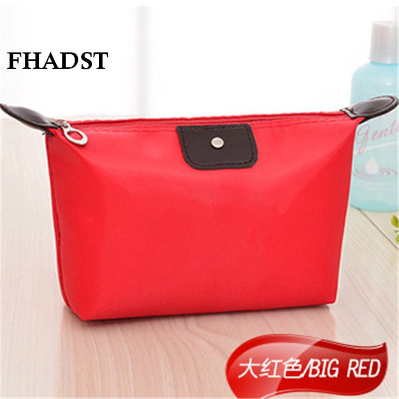 FHADST New Women Cute Multifunction Beauty Zipper Solid Travel Cosmetic Bag Letter Makeup Case Pouch Toiletry Organizer HolderFHADST New Women Cute Multifunction Beauty Zipper Solid Travel Cosmetic Bag Letter Makeup Case Pouch Toiletry Organizer Holder