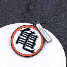 Kanji Symbol KAMEHAMEHA Necklace