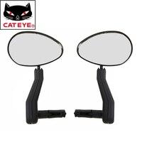 Cateye BM-500G espelhos de bicicleta esquerda & direita espelho retrovisor ciclismo clássico bicicleta bens acessórios novo