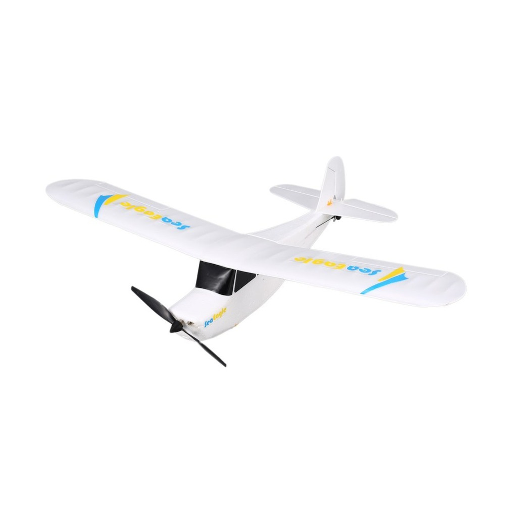 Remote Control RC Airplane 2.4Ghz 3CH Mini 3/6-Axis Aircraft Fixed Wing Drone Plane with Wingspan 510mm RTF Mirarobot Seaeagl fz macfree b 17 b17 rc airplane brushed 2 4ghz 6ch built in 6 axis gyro fixed wing 740mm wingspan airplane rtf