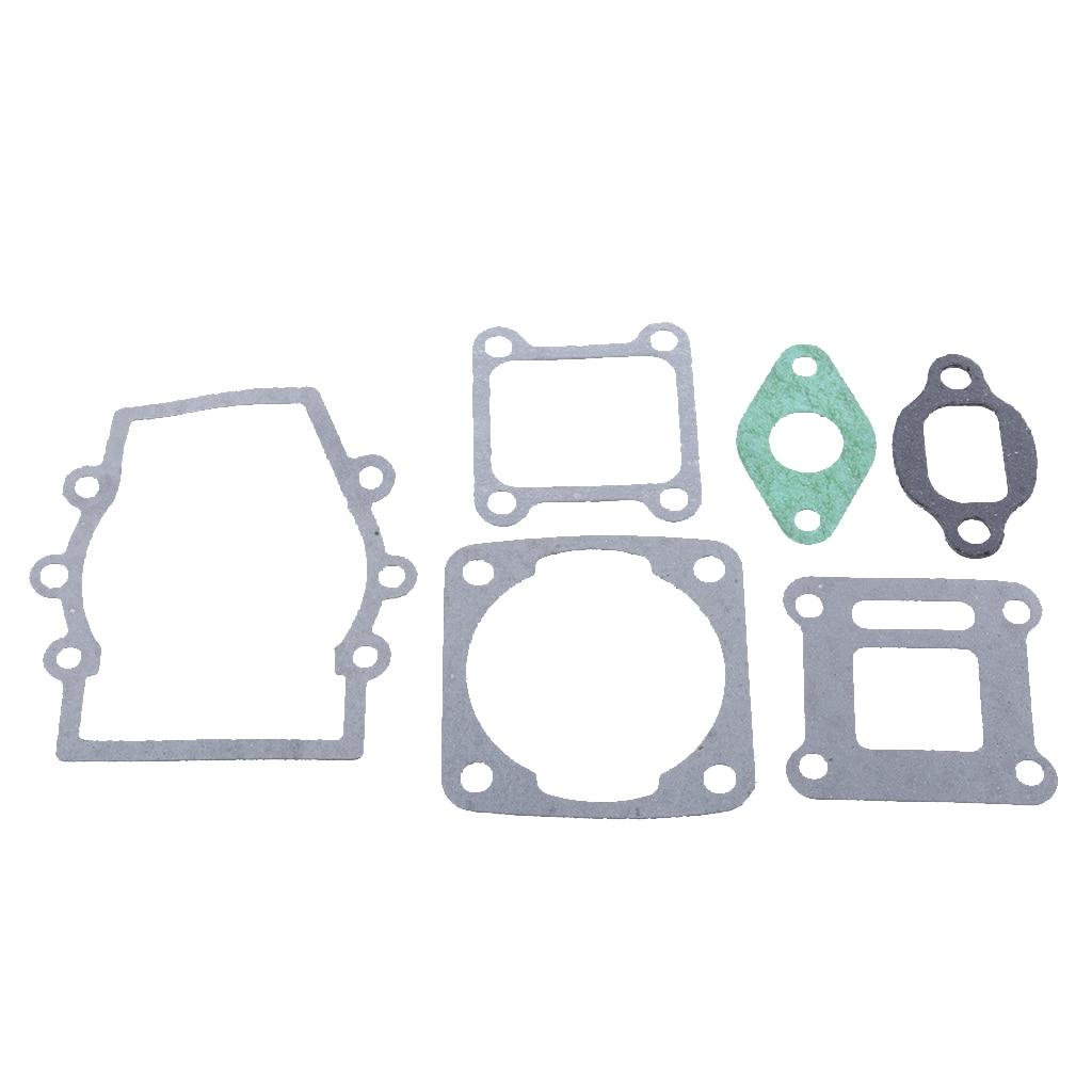 44.6mm Engine Head Tusk Top End Gasket Sealant Kit 43cc 47cc 49cc Mini PIT Pocket Quad Dirt Bike ATV Parts