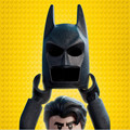 Wearable Batman Helmet 2017 Movie The Lego Batman Movie Bruce Wayne Superhero Cosplay Mask PVC Helmet Porps Halloween