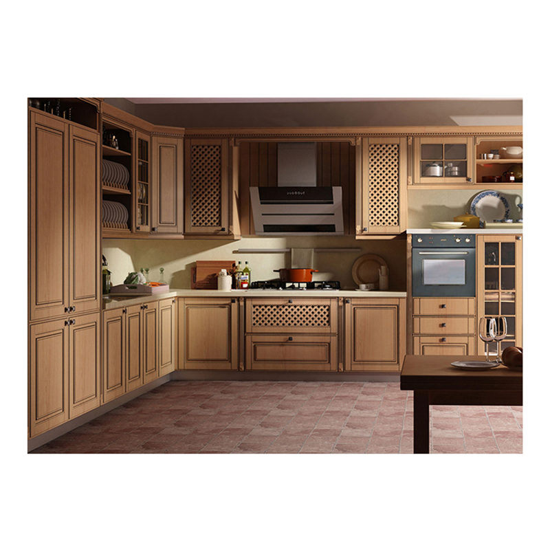 Factory Outlets Antique Classical American Style Customized Kitchen Cabinet Designs Kitchen Cabinets Aliexpress