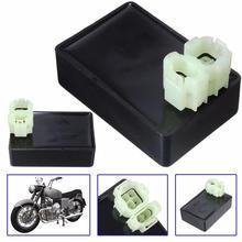 Высокое качество 6 контактов AC CDI Коробка зажигания триггер для GY6 50cc-150cc Мопед Скутер ATV Quad Go Kart Багги Dirt Bike SunL Kazuma