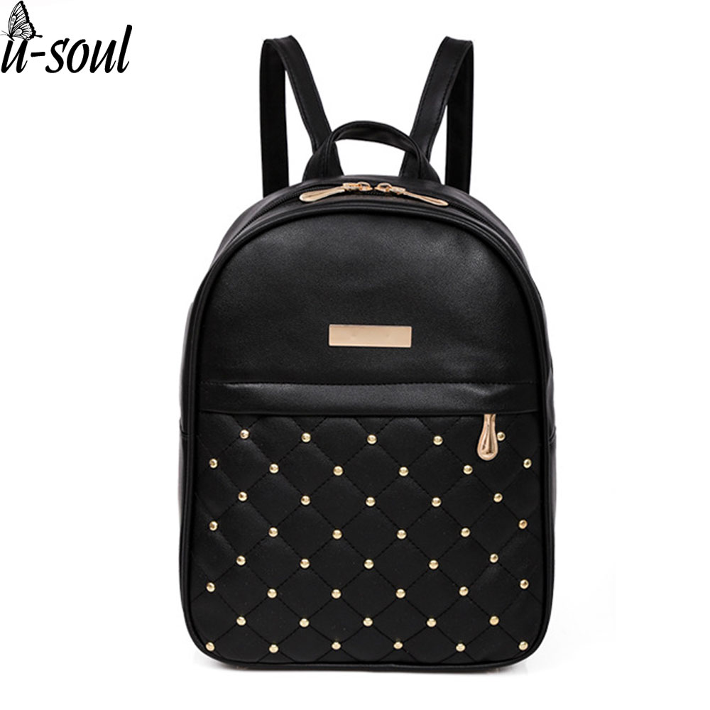 Fashion Backpack Women's Backpack School Student Back Pack Female Backpacks Rucksack Mochila Escolar Backpack Girls Sc0487 #1