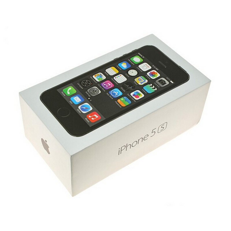 Used Apple Iphone 5S Unlocked Cell Phone 4.0