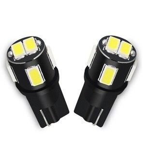 Image 4 - 10x W5W LED T10 LED 인테리어 자동차 볼보 XC60 XC90 S60 V70 S80 S40 V40 V50 XC70 V60 C30 850 C70 XC 60 Leds 12V