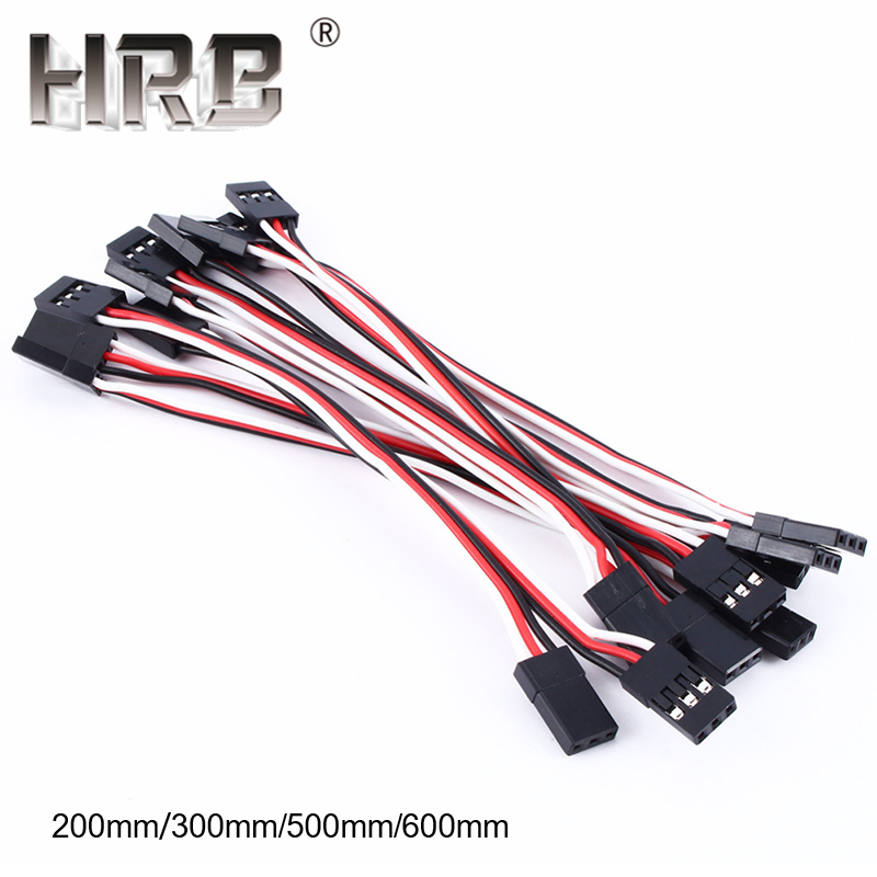 5PCS Servo Extension Female Cables 200mm 300mm 500mm 600mm Connection Extend Wire Extended Lines For Futaba Quadcopter RC Parts5PCS Servo Extension Female Cables 200mm 300mm 500mm 600mm Connection Extend Wire Extended Lines For Futaba Quadcopter RC Parts