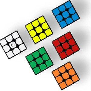 Image 5 - Original Youpin Giiker Magnetic Cube M3 Square Smart Cube App remote Control Portable Intellectual Development Toy Puzzles H20