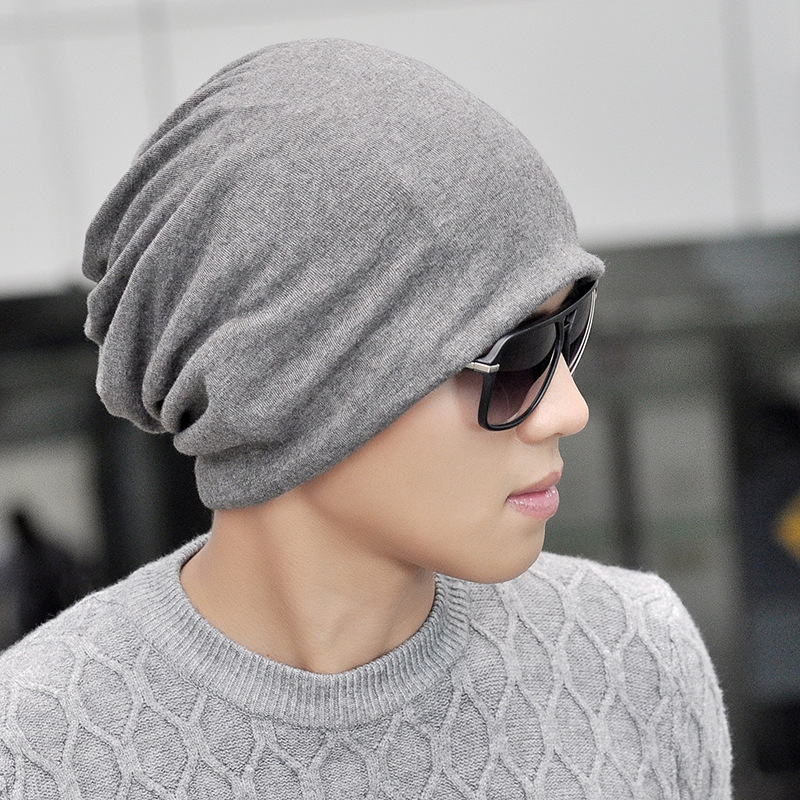 NEW Collar hat amphibious turtleneck cap with men and women riding dimming pure color elastic cotton autumn winter hats ai lianxin new women doctors and nurses surgical caps hat cotton cap and short hair with sweatbands alx 114