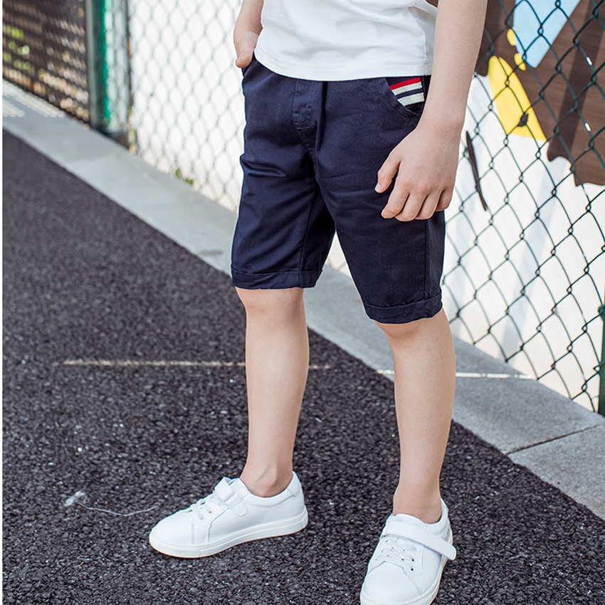 Shorts Cotton Boys Shorts Summer Style Children Casual Pants Baby Boys Shorts Kids Boys  ...