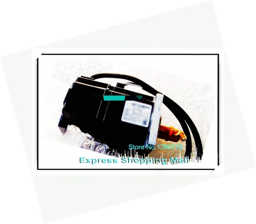 HC-KFS23+MR-J2S-20B 1.1A 200V 200W 0.64NM 3000rpm AC servo motor Drive Kit New Original dcs810 leadshine digital dc brush servo drive servo amplifier servo motor controller up to 80vdc 20a new original