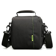 2 Colors New Arrival Camera bag Shoulder bag for Canon Nikon Digital SLR cameras Camera case