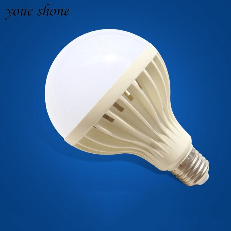 Youe Shone Smart Light Bulb E27 B22 3W 12W 220V LED Lamp
