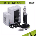 2015 latest eleaf  istick 30w 2200mah vapor e cigratte upgraded based on iSitck 20w suit for melo atomizer