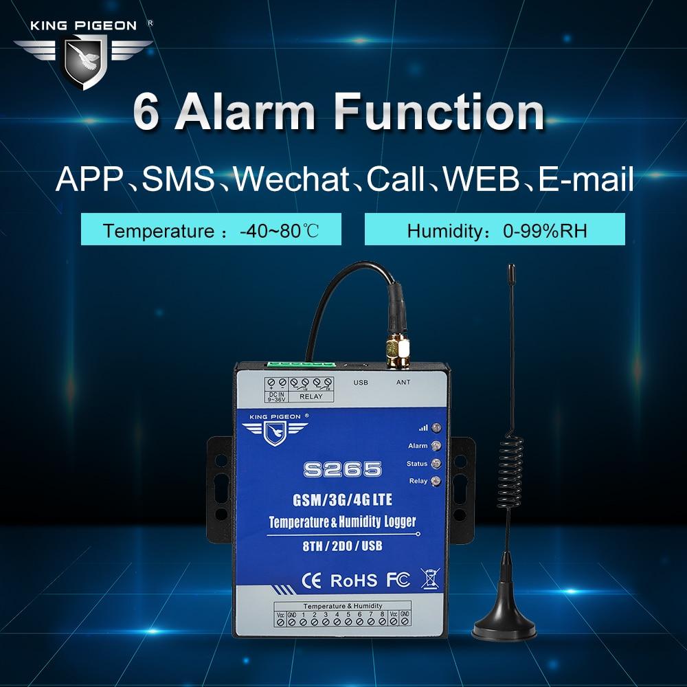 Enregistreur de données de température GSM 4G Système de - Sécurité et protection - Photo 4