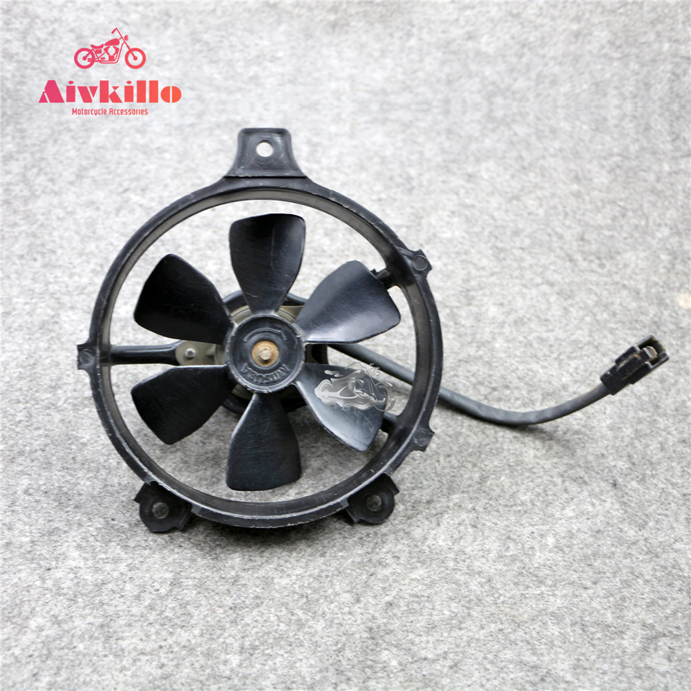 Radiator Cooling Fan Assembly For Honda CB400 Vtec 1 2 3 4 1999-2010 01 02 03 04 05 06 07 08 09 Motorcycle