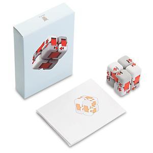 Image 5 - Oryginalny XiaoMi Mitu Finger cegły Mi klocki Finger Spinner prezent dla dzieci bezpieczeństwo przenośny budowniczy inteligentne Mini zabawki