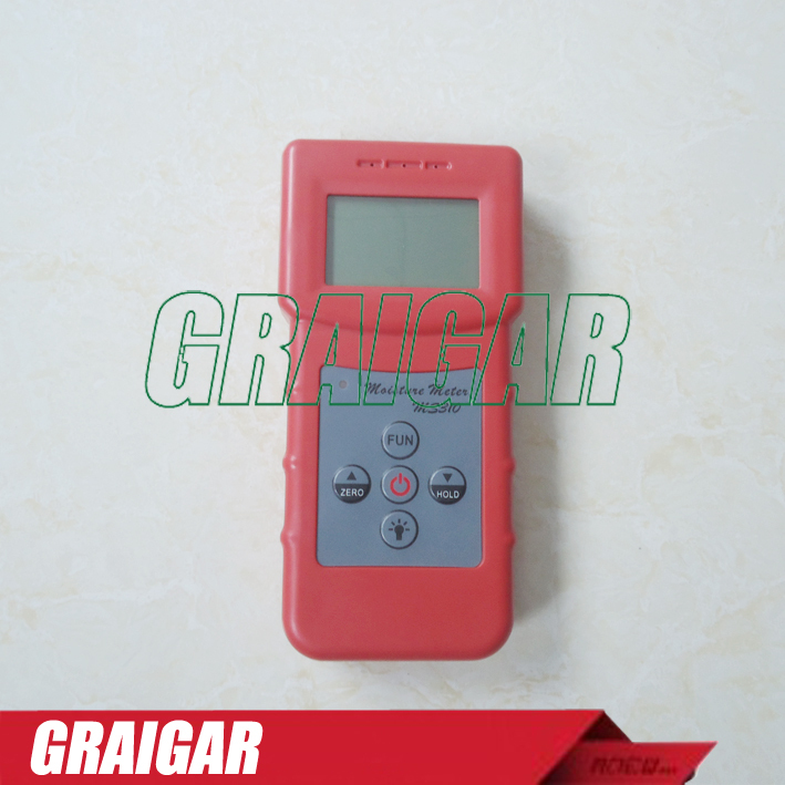 MS310 Inductive moisture meter for measuring  moisture content of wood ,Timber,paper,Bamboo,Carton
