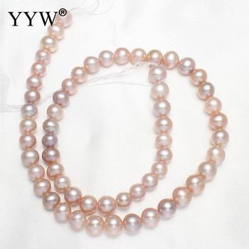 37d6aa0c9ec5 9x12mm cuentas de perlas cultivadas de agua dulce cuentas de perlas ...