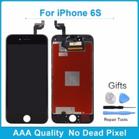 1PCS Grade AAA LCD For IPhone 6S LCD Display With Touch Screen Digitizer Assembly Replacement For