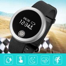 Wasserdichte Intelligente Uhr S6 Smartwatch Pulsuhr Am Handgelenk Band Smart Armband Schlaf-monitor Für IOS und Android-Handy