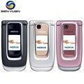 Разблокирована 6131 Оригинал Мобильный телефон Nokia 6131 Дешевые GSM Камера FM Bluetooth сотовый телефон Бесплатная Доставка