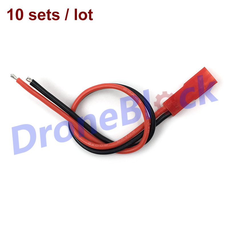 1Pce Futaba JR to Futaba 20AWG 10cm Wire For RC Multirotor Helicopter Car