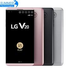 "D'origine LG V20 H990N Mobile Téléphone 4 GB RAM 64 GB ROM Snapdragon 820 Quad Core Dual SIM 5.7 ""16MP FDD LTE Smartphone"