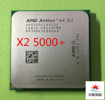 AMD Athlon 64 X2 5000+ x2 5000 processor   2.6GHz AM2 940pin Dual-Core)desktop cpu   5000+