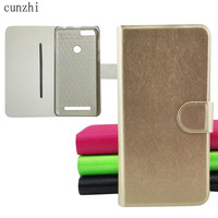 For HomTom HT37 Case PU Leather Flip Exclusive Cover Case For HomTom HT37 Gifts Screen Protector