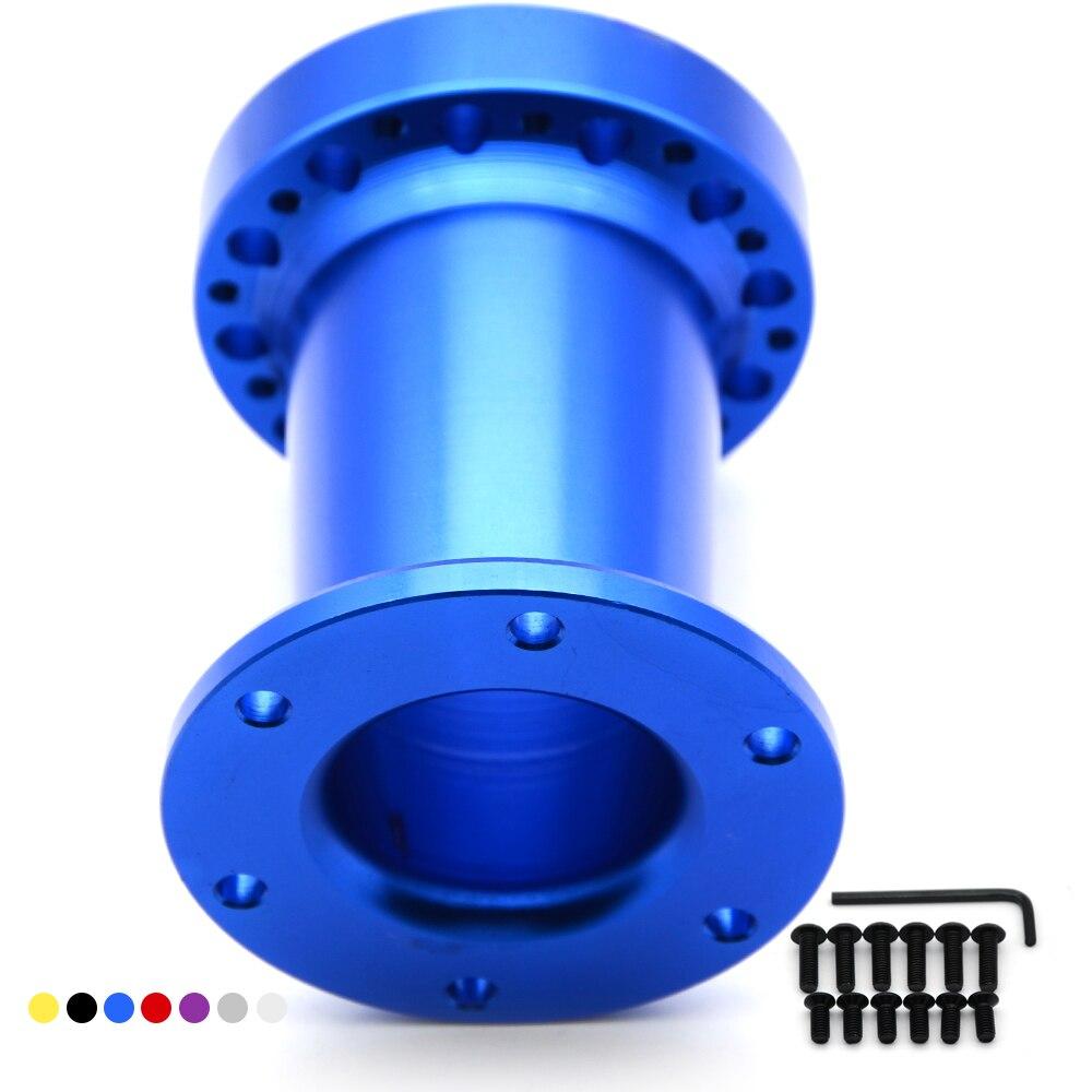 Универсальный Ступица рулевого колеса прокладка 101 мм Ступица рулевого колеса Босс комплект адаптер прокладка