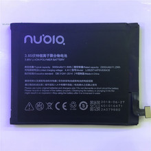 2018 New Battery For ZTE Nubia Z11 NX531J Li3829T44P6h806435 3000mAh High Quality Replacement Rechargeable