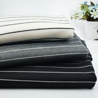Eco Friendly Super Quality Mercerized Viscose Wool Spandex Fabric Stretchy 280gsm 50 175cm Piece K302407