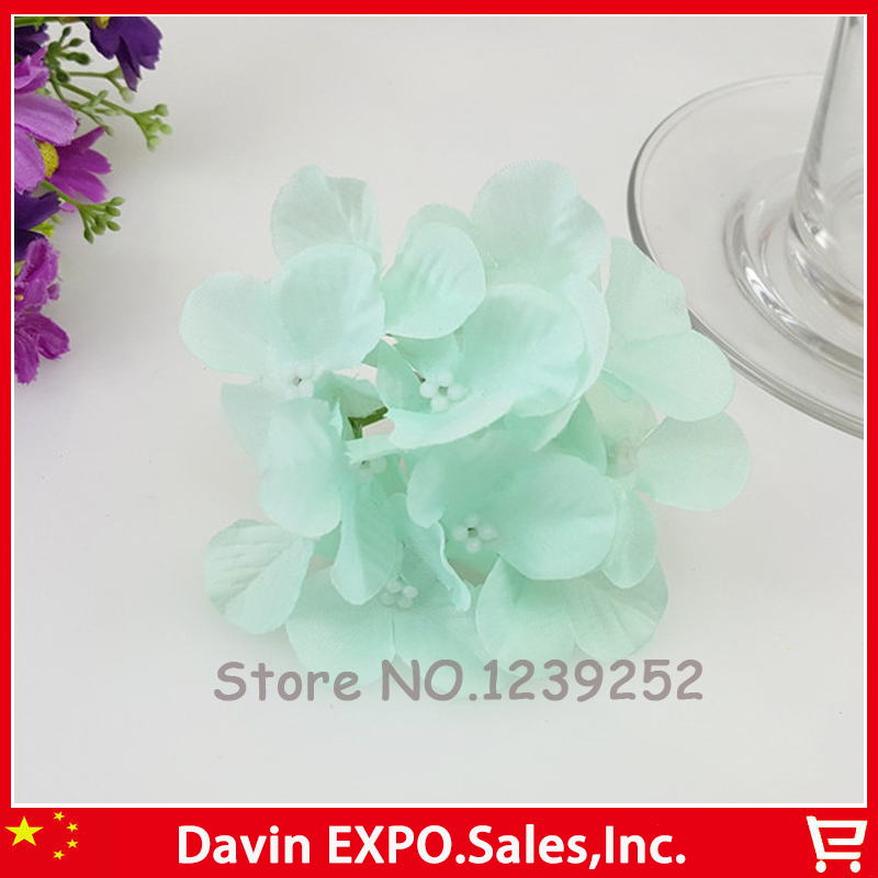 new 50 pcslot light blue artificial hydrangea silk flowers new 50 pcslot light blue artificial hydrangea silk flowers heads decoration for wedding party diy home decorative flowers 0d2 mightylinksfo