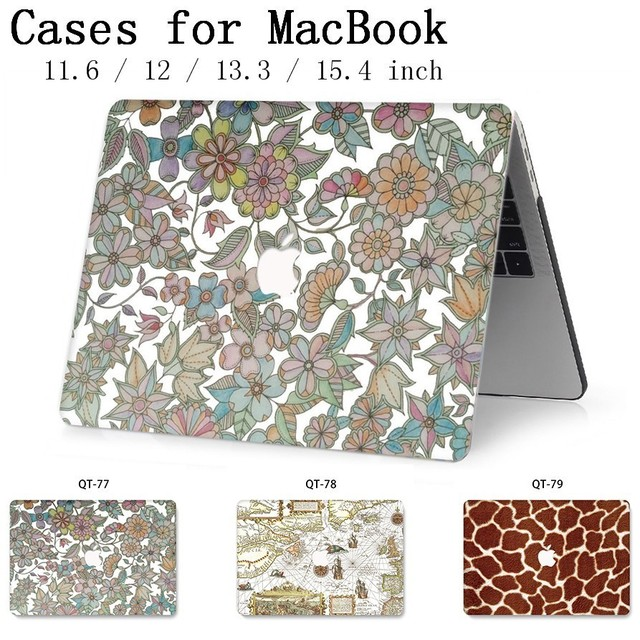 Mới Cho Laptop Notebook Hot Macbook Ốp Lưng Tay Bao Da Máy Tính Bảng Túi Xách Cho MacBook Air PRO RETINA 11 12 13 15 13.3 15.4 Inch Torba