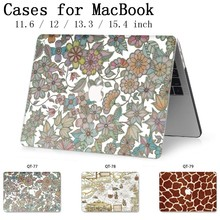 New For Laptop Notebook Hot MacBook Case Sleeve Cover Tablet Bags For MacBook Air Pro Retina 11 12 13 15 13.3 15.4 Inch Torba