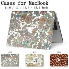 Novo Para Laptop Notebook MacBook Sleeve Case Capa Quente Sacos De Tablet Para MacBook Air Pro Retina 11 12 13 15 13.3 15.4 Polegada Torba