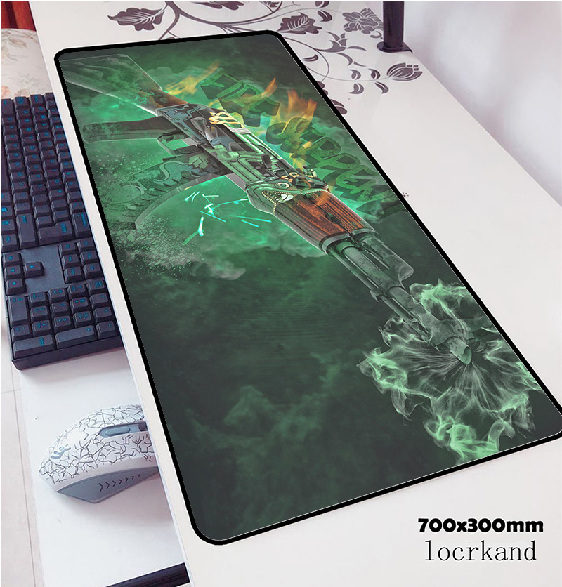 Cs Go Mouse Pad 70x30cm Gaming Mousepad Anime Best Seller Office Notbook Desk Mat Large Padmouse Games Pc Gamer Mats
