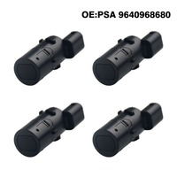4pcs/lot Auto Park Radar Sensor PSA 9640968680 PSA9640968680 PDC Parking Sensor For Citroen c7 C8 for Peugeot 807