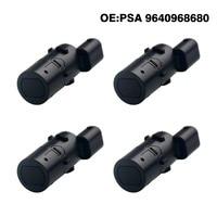 4pcs/lot Auto Park Radar Sensor PSA 9640968680 PSA9640968680 PDC Parking Sensor For Citroen c7 C8 for Peugeot 807