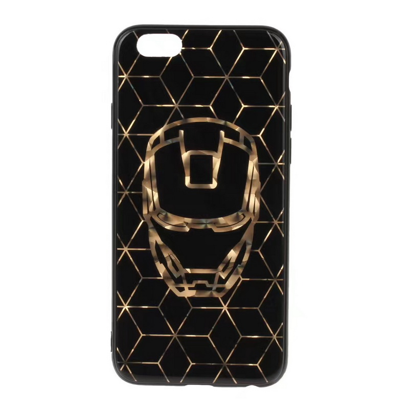 for iPhone 7 7 Plus Cool Superman Star iron Man Pattern ...