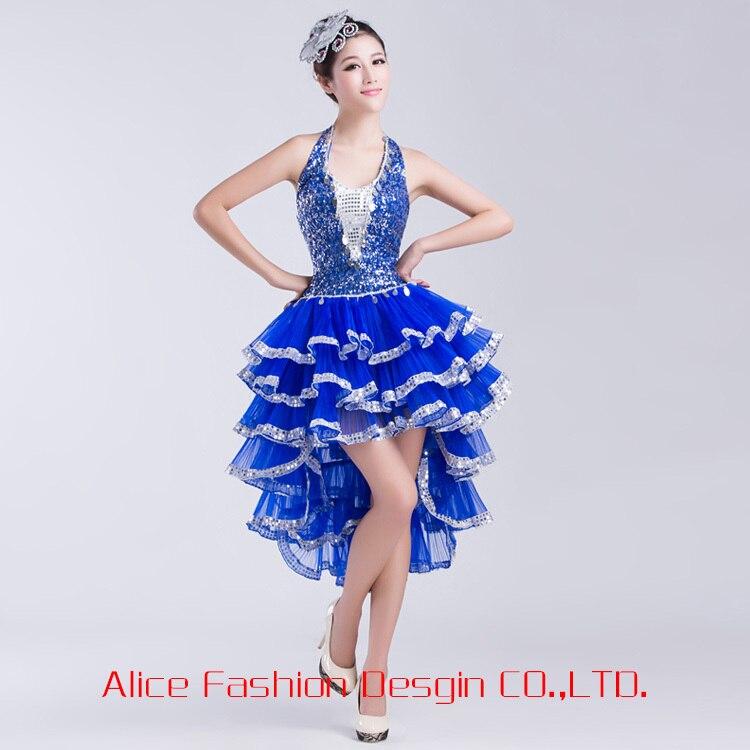 04086931e0240 новый женские исполнители этап одежда для взрослых современные танцевальные  джаз танец латинский танец одежды блестками платье