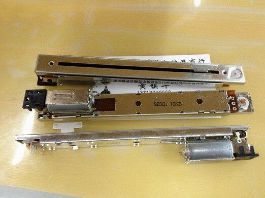 [BELLA] faders alpes électriques d'origine 12.8 cm potentiomètre simple B10K T poignée quatre points-10 PCS/LOT