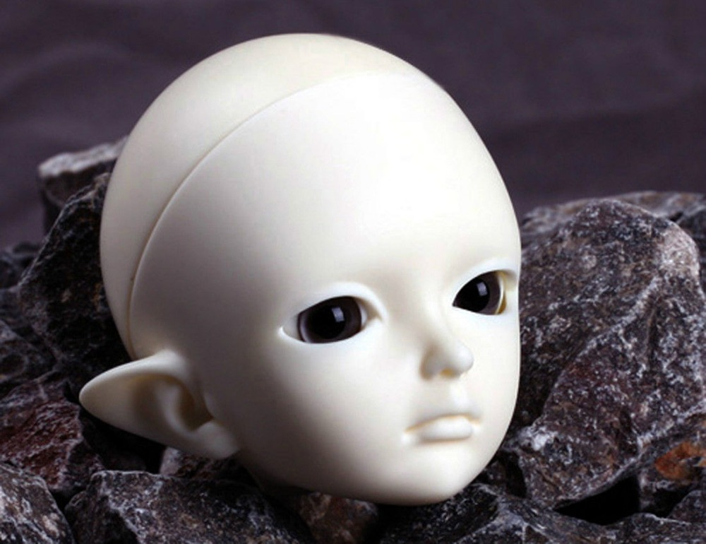 [wamami] AOD 1/6 BJD Dollfie Boy Doll Parts Single Head (Not Include Make-up)~Aiai single boy