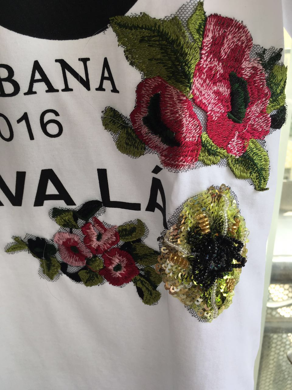 Free t-shirt design - 3401 High Quality 2017 Luxury Brand Fashion Women Spring Summer T Shirt Luxury Brand European